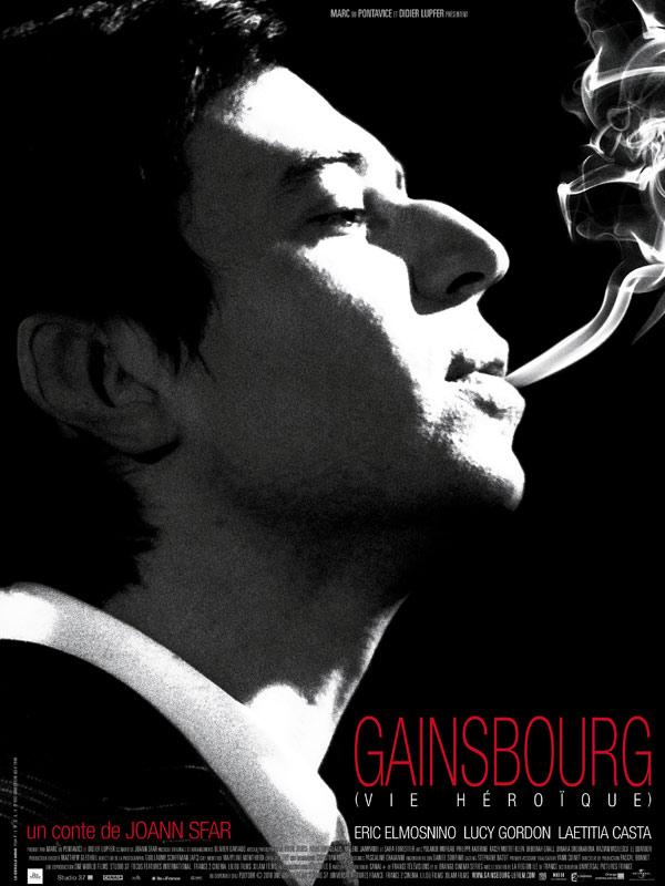 Gainsbourg, vie héroïque, de Joann Sfar