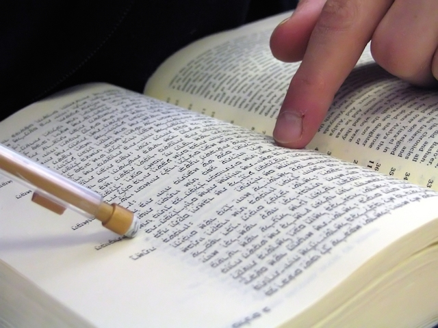 Découverte du Midrash, avec Daniel Ollivier