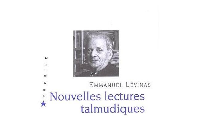 Lectures talmudiques de Levinas, avec Géraldine Roux