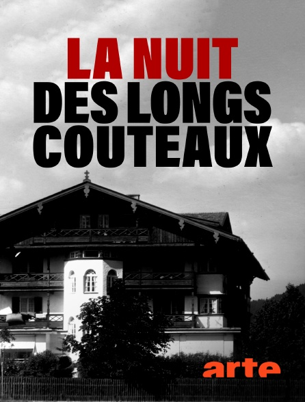 La nuit des longs couteaux, de Marie-Pierre Camus Gérard Puechmorel