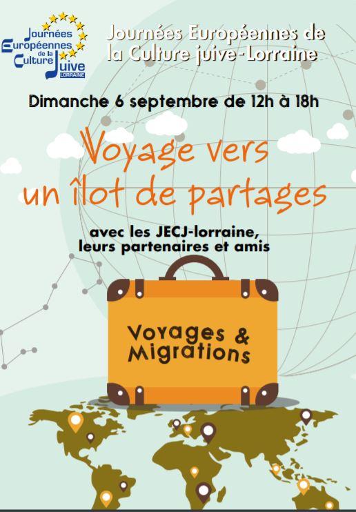 Journée européenne de la culture et du patrimoine juifs à Metz