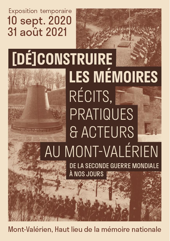 [Dé]construire les mémoires. Récits, pratiques & acteurs au Mont-Valérien