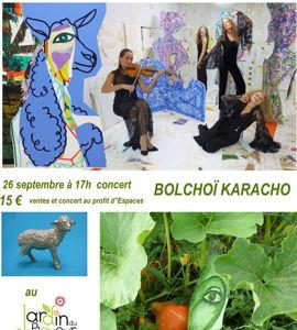 Concert des Bolchoï Karacho