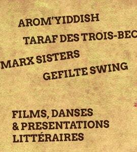 Festival Drom 'N Klez, avec Gefilte Swing et Marx Sisters