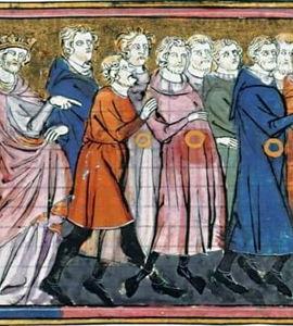 Les Juifs au Moyen-Âge, par Elias Akoka-Vigneron