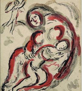 Passion, colère et enfantement : la relation tumultueuse entre Abraham et Hagar