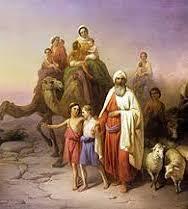 À l'origine Berechit: Abraham