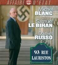 93 rue Lauriston, de Denys Granier-Deferre