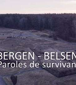 Bergen-Belsen : paroles de survivants, de Tom Stubberfield