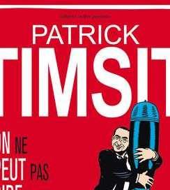 On ne peut pas rire de tout, avec Patrick Timsit