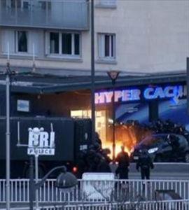 9 janvier 2015 : au coeur de l'assaut, de Philippe Pichon