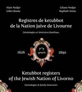 Présentation du livre Registre de ketubbot