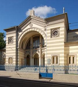 À Vilnius, il faut sauver la culture juive