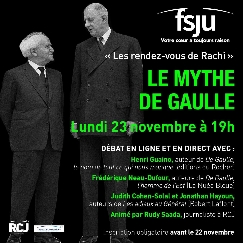 Le mythe De Gaulle