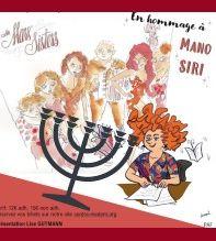 Hanouka en avant première, avec les Marx Sisters