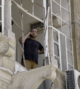 Liban, l'épreuve du chaos, de  Amal Mogaizel
