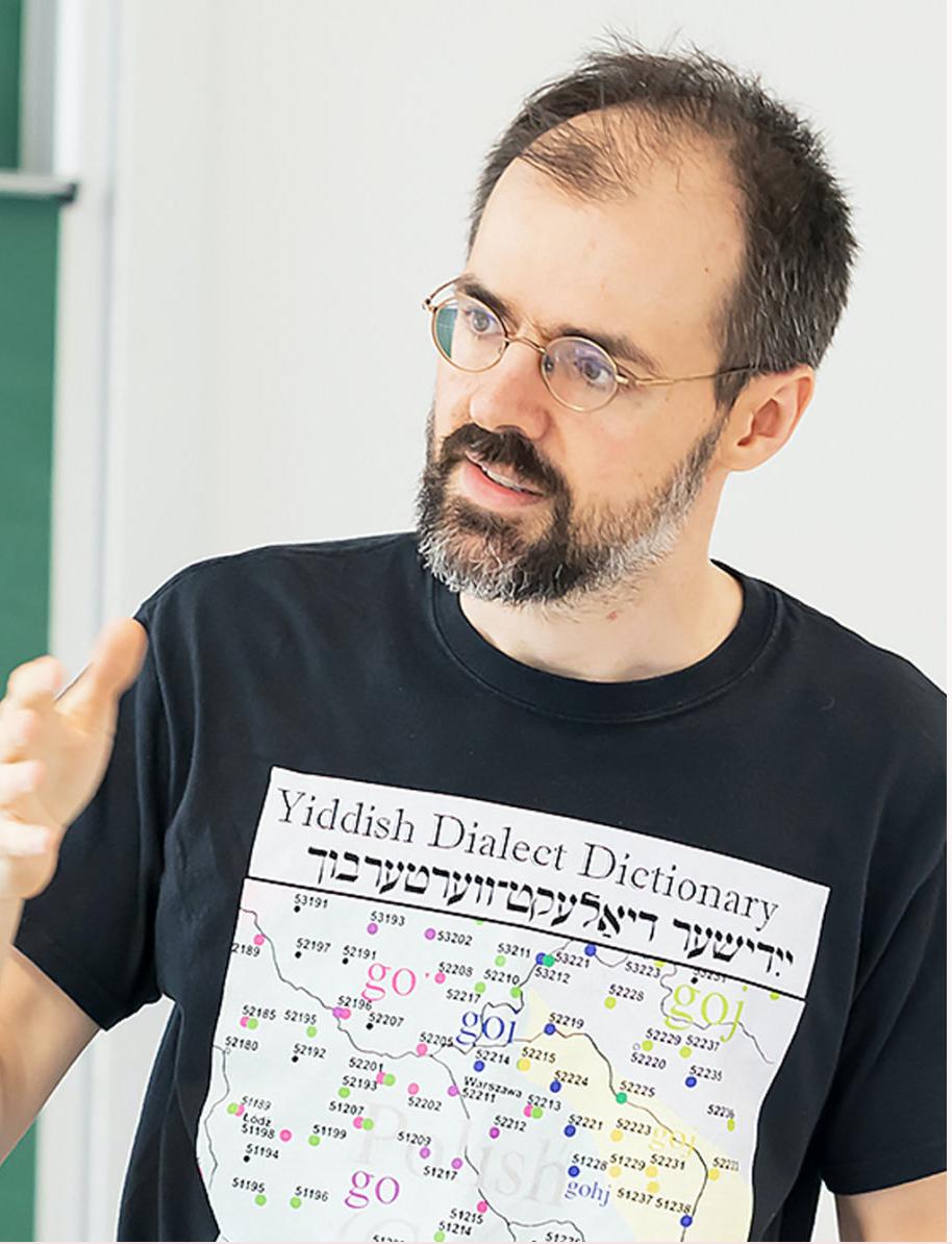 Controverses dans l'histoire du yiddish