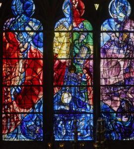 Chagall. Le passeur de lumière