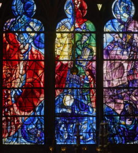 Exposition virtuelle: Chagall. Le passeur de lumière