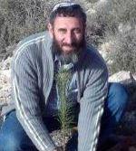 Adam  Zerta retrouve l'autel de Josue au Mont Eyval, avec Ariel Assaf