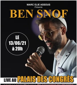 Ben Snof en concert