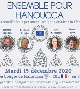 Ensemble pour 'Hanouca