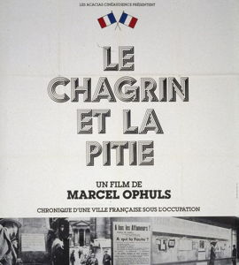 Le Chagrin et la pitié, de Marcel Ophüls