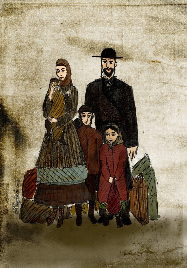 Cycle de culture yiddish: Le yiddishland, avec  Isy Morgensztern