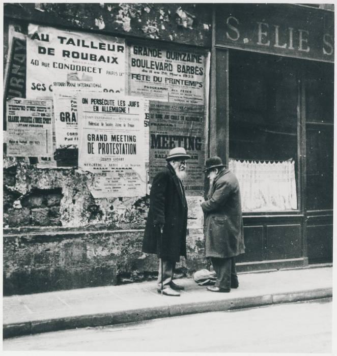 Les Juifs immigrés à Paris au temps du Front populaire, avec Philippe Boukara