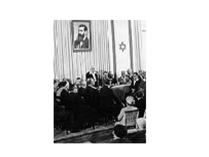 La naissance de l'Etat d'Israël en 1948 : un défi spirituel et politique pour les intellectuels catholiques français