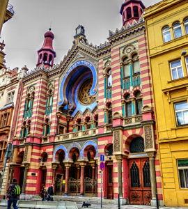 La mémoire juive de Prague