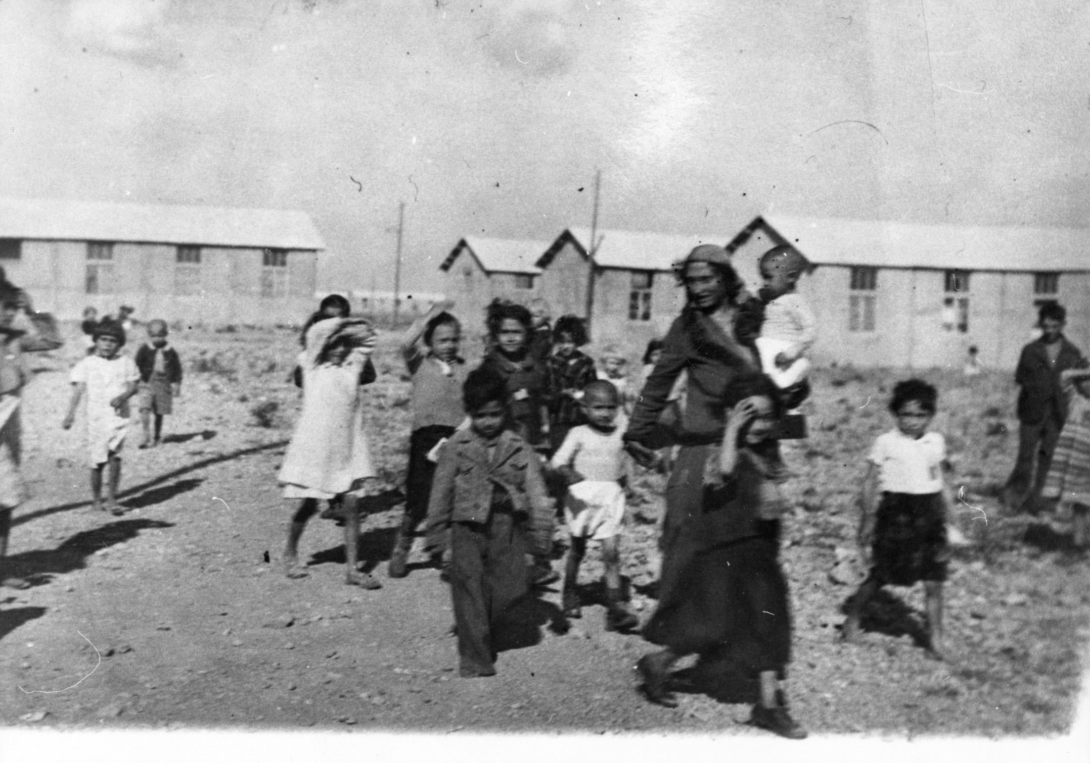 L'internement des tsiganes en France durant la Seconde Guerre mondiale, avec Marie-Christine Hubert