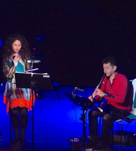 Klezmer Concert with Polina and Merlin Shepherd