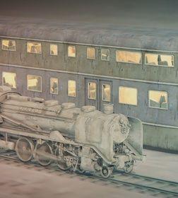 39-45 Mégastructures: des trains pour l'enfer