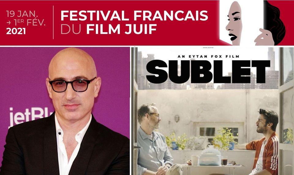 Rencontre exceptionnelle avec le réalisateur israélien Eytan Fox
