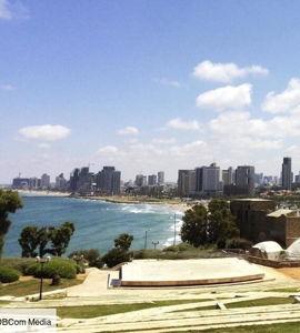 Des villes à hauteur d'hommes: Tel Aviv, de Michel Lam