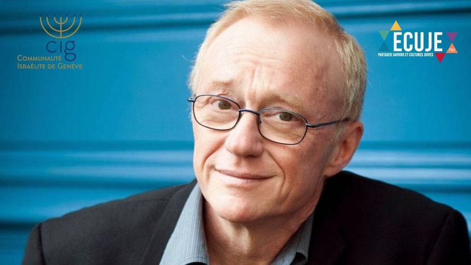 Rencontre exceptionnelle avec l'écrivain israélien David Grossman