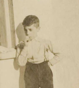Dernières lettres d'enfants pendant la Shoah