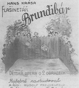 Podcast: Brundibár, un opéra d'enfants créé au ghetto de Terezín