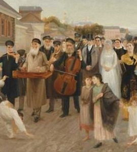 Podcast radio: du klezmer dans la musique classique