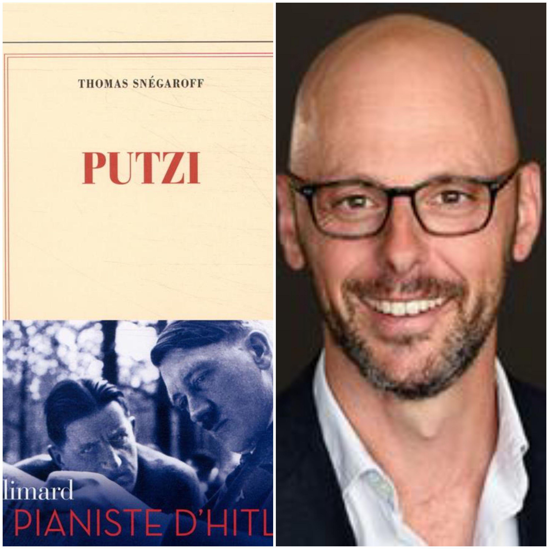 Putzi, le pianiste d'Hitler, de Thomas Snégaroff