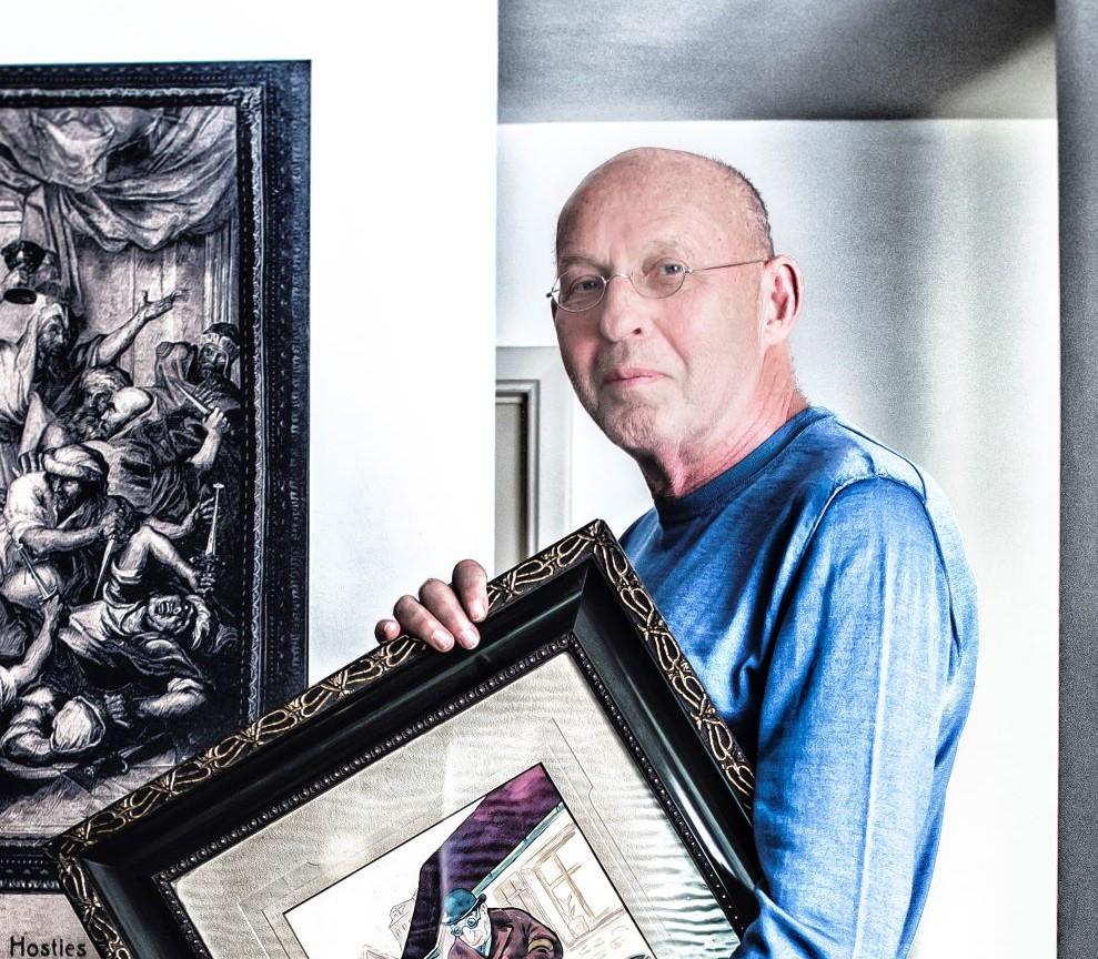 Plume de fiel, images de haine. Esquisse d'une collection insolite,  avec Arthur Langerman et Philippe Pierret