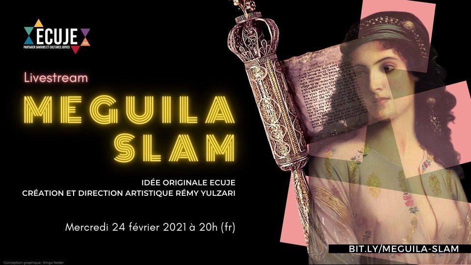 Meguila Slam, par Rémy Yulzari