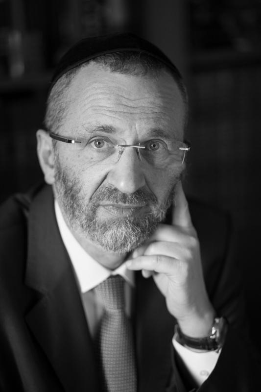 Se souvenir d'Amalek ou rire à Pourim, avec Gilles Bernheim