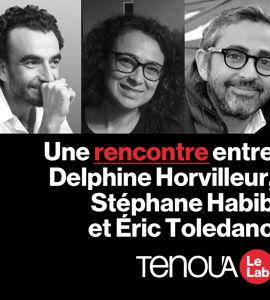 Un psy, un rabbin et un réalisateur entrent dans un bar…, avec Delphine Horvilleur, Stéphane Habib et Eric Toledano