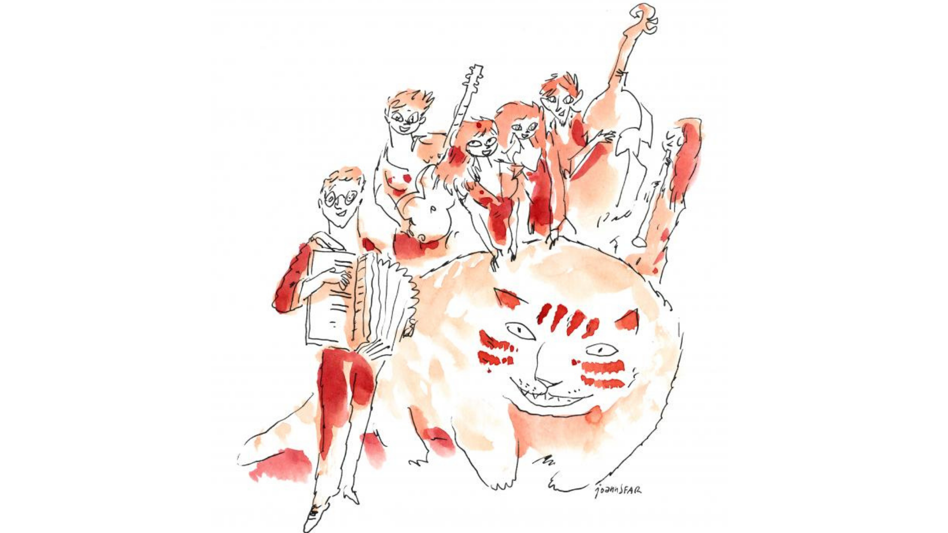 Pourim klezmer, avec Elisabeth Kurztag et les Marx Sisters
