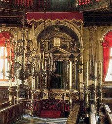 Des monuments et des hommes - Les synagogues du ghetto de Venise