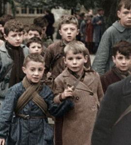 39-45: la guerre des enfants, de Michèle Durren et  Julien Johan