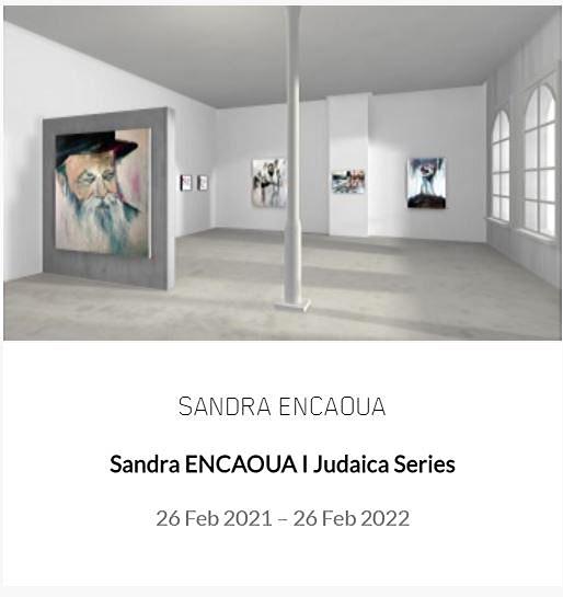 Passing Through Series, de Sandra Encaoua