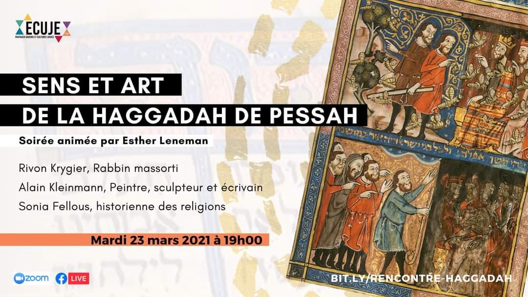 Sens et art de la Haggadah de Pessah